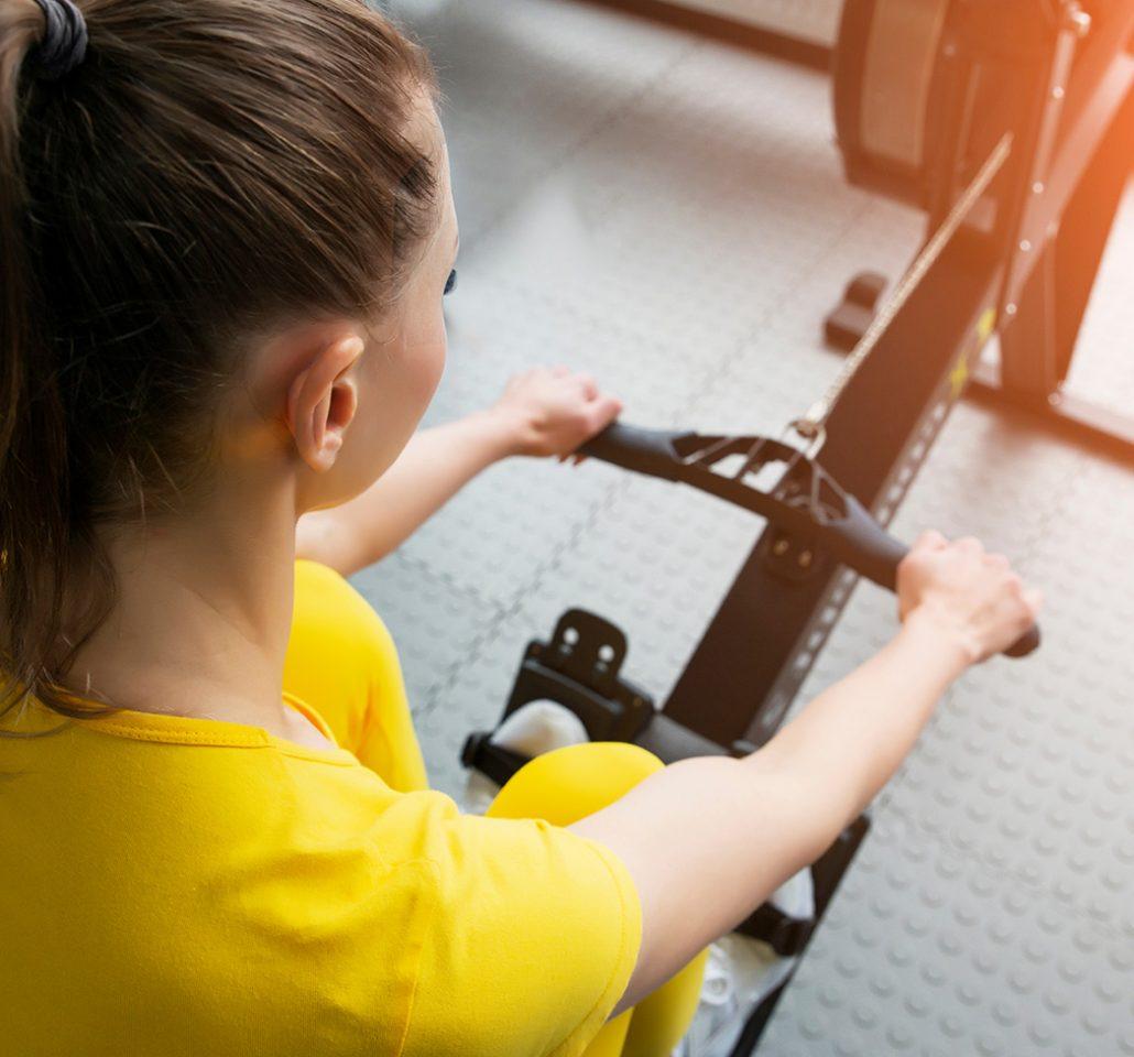 Cathy, Indoor Rowing Member