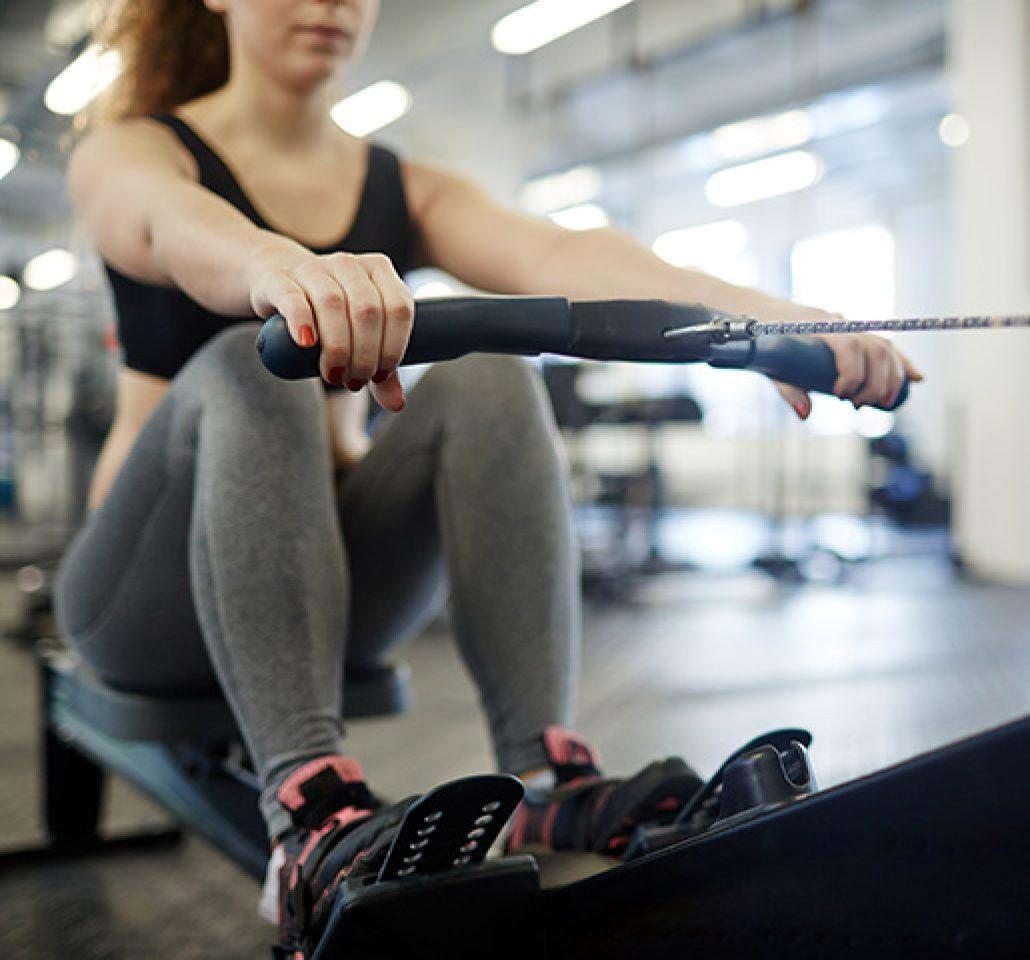 Jennifer, Indoor Rowing Member